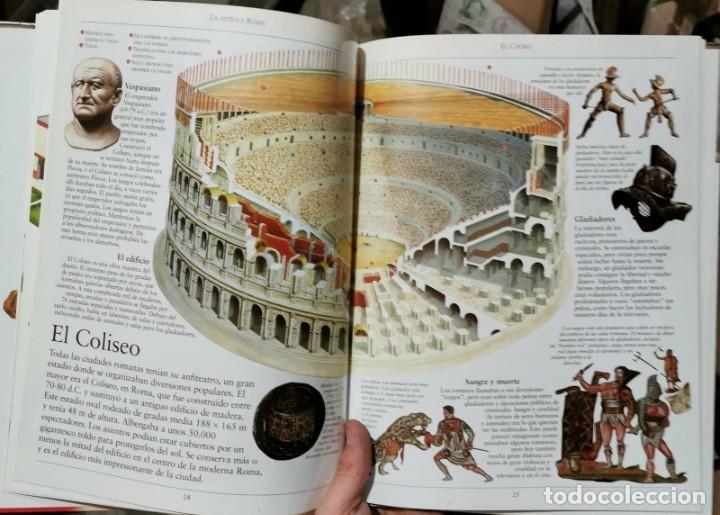Libros: LIBRO LA ANTIGUA ROMA AL DESCUBIERTO - NEIL GRANT - TAPA DURA - Foto 6 - 135663263
