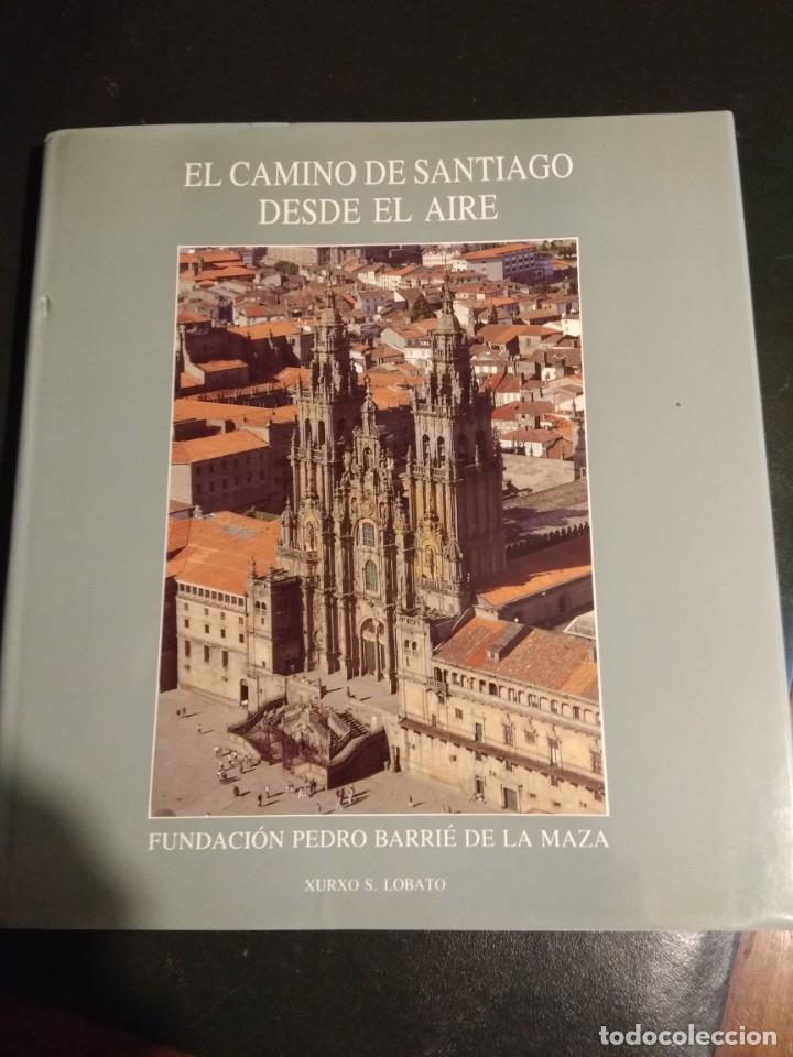 EL CAMINO DE SANTIAGO DESDE EL AIRE (Libros Nuevos - Bellas Artes, ocio y coleccionismo - Otros)