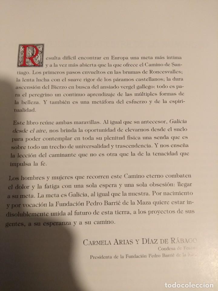 Libros: EL CAMINO DE SANTIAGO DESDE EL AIRE - Foto 2 - 192900921