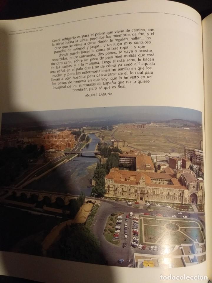 Libros: EL CAMINO DE SANTIAGO DESDE EL AIRE - Foto 5 - 192900921