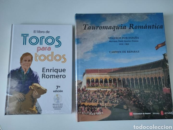 TOROS PARA TODOS Y TAUROMAQUIA (Libros Nuevos - Bellas Artes, ocio y coleccionismo - Otros)