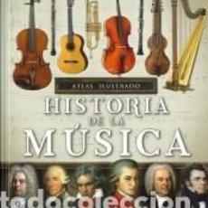 Libros: HISTORIA DE LA MÚSICA. Lote 194752990