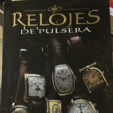 Libros: RELOJES DE PULSERA. Lote 194923656