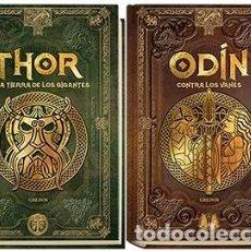Libros: MITOS NORDICOS. Lote 194976795