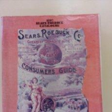 Libros: 1897 SEARS ROEBUCK CATALOGUE-S. J. PERELMAN/RICHARD ROVERE-1968-TAPA DURA-SOBRECUBIERTA. Lote 196269440