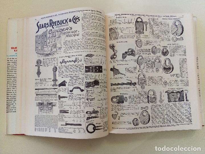 Libros: 1897 SEARS ROEBUCK CATALOGUE-S. J. PERELMAN/RICHARD ROVERE-1968-TAPA DURA-SOBRECUBIERTA - Foto 3 - 196269440