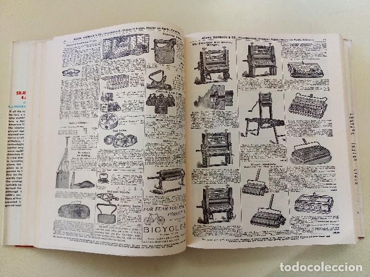 Libros: 1897 SEARS ROEBUCK CATALOGUE-S. J. PERELMAN/RICHARD ROVERE-1968-TAPA DURA-SOBRECUBIERTA - Foto 4 - 196269440