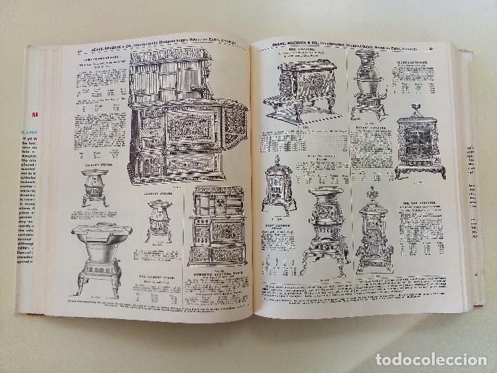 Libros: 1897 SEARS ROEBUCK CATALOGUE-S. J. PERELMAN/RICHARD ROVERE-1968-TAPA DURA-SOBRECUBIERTA - Foto 7 - 196269440