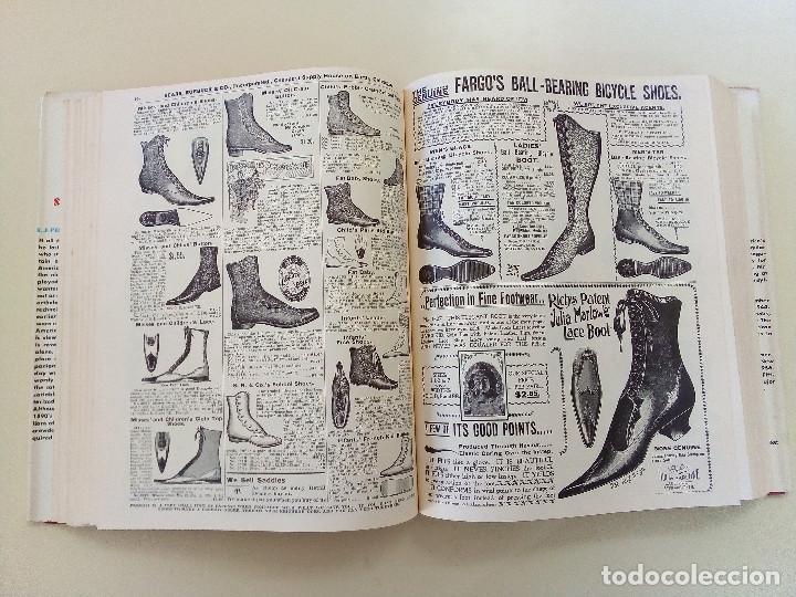 Libros: 1897 SEARS ROEBUCK CATALOGUE-S. J. PERELMAN/RICHARD ROVERE-1968-TAPA DURA-SOBRECUBIERTA - Foto 8 - 196269440