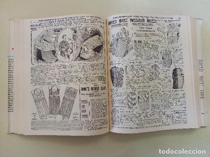 Libros: 1897 SEARS ROEBUCK CATALOGUE-S. J. PERELMAN/RICHARD ROVERE-1968-TAPA DURA-SOBRECUBIERTA - Foto 9 - 196269440