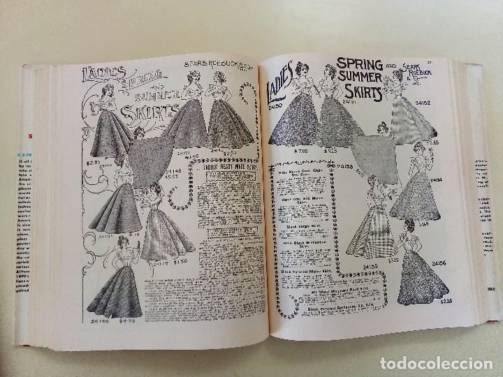 Libros: 1897 SEARS ROEBUCK CATALOGUE-S. J. PERELMAN/RICHARD ROVERE-1968-TAPA DURA-SOBRECUBIERTA - Foto 11 - 196269440