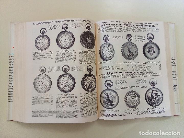 Libros: 1897 SEARS ROEBUCK CATALOGUE-S. J. PERELMAN/RICHARD ROVERE-1968-TAPA DURA-SOBRECUBIERTA - Foto 15 - 196269440