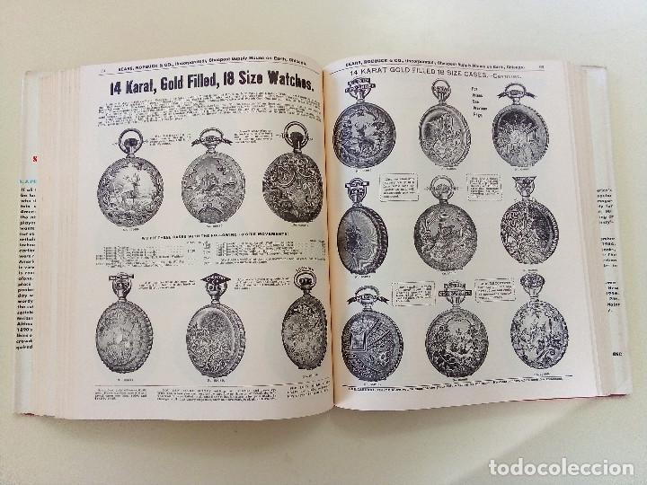 Libros: 1897 SEARS ROEBUCK CATALOGUE-S. J. PERELMAN/RICHARD ROVERE-1968-TAPA DURA-SOBRECUBIERTA - Foto 17 - 196269440