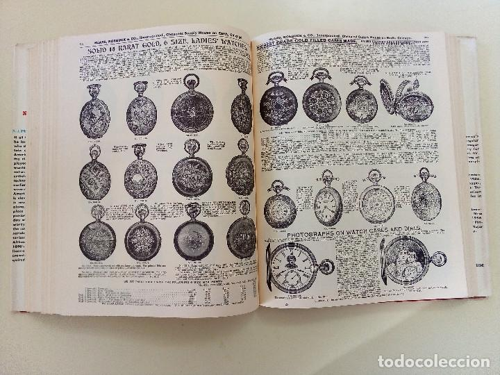 Libros: 1897 SEARS ROEBUCK CATALOGUE-S. J. PERELMAN/RICHARD ROVERE-1968-TAPA DURA-SOBRECUBIERTA - Foto 18 - 196269440