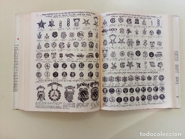 Libros: 1897 SEARS ROEBUCK CATALOGUE-S. J. PERELMAN/RICHARD ROVERE-1968-TAPA DURA-SOBRECUBIERTA - Foto 21 - 196269440
