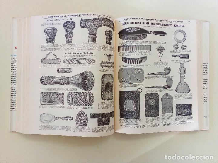 Libros: 1897 SEARS ROEBUCK CATALOGUE-S. J. PERELMAN/RICHARD ROVERE-1968-TAPA DURA-SOBRECUBIERTA - Foto 23 - 196269440