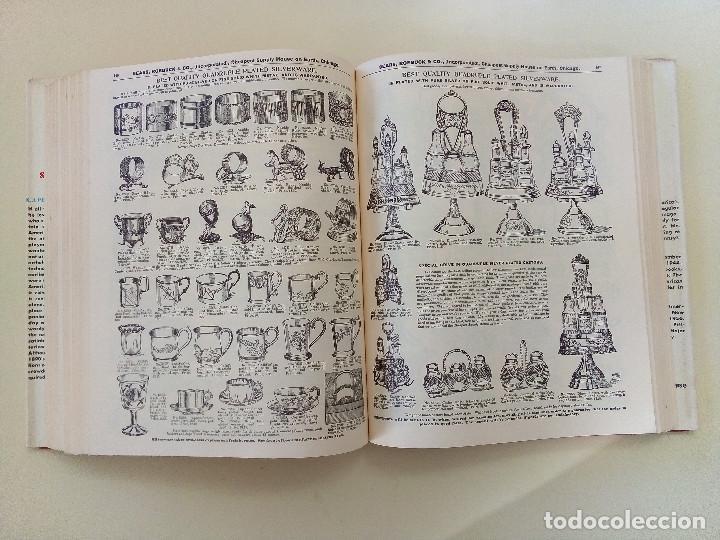 Libros: 1897 SEARS ROEBUCK CATALOGUE-S. J. PERELMAN/RICHARD ROVERE-1968-TAPA DURA-SOBRECUBIERTA - Foto 25 - 196269440