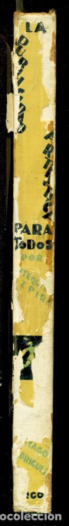 Libros: La publicidad artística para todos, Pedro Antequera Azpiri - Foto 2 - 196981802