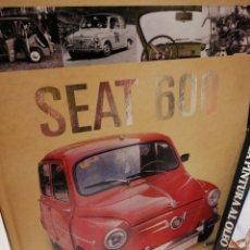 Libros: SEAT 600 ATLAS ILUSTRADO SUSAETA-JOSÉ FELIU. Lote 200285665