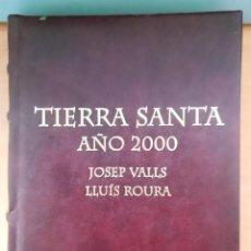 Libros: TIERRA SANTA AÑO 2000. Lote 200794436