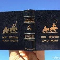 Libros: LIBRO MINIATURA - CIENTO UN REFRANES DEL QUIJOTE EN TAMAZIGHT.. Lote 200797653