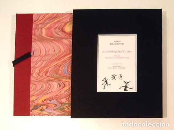 Libros: Benedetti, Mario - ¡Sálvese quién pueda! y otras crónicas humorísticas - EDICIÓN ESPECIAL - Foto 2 - 201548118