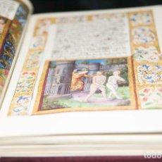 Libros: LIBRO HORAS LUIS ORLEANS - MOLEIRO FACSIMIL. Lote 202366256