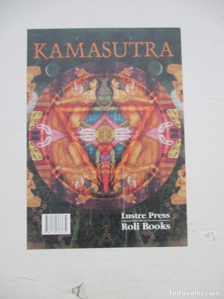 Libros: IMPRESIONANTE LIBRO KAMASUTRA - Foto 3 - 204065143