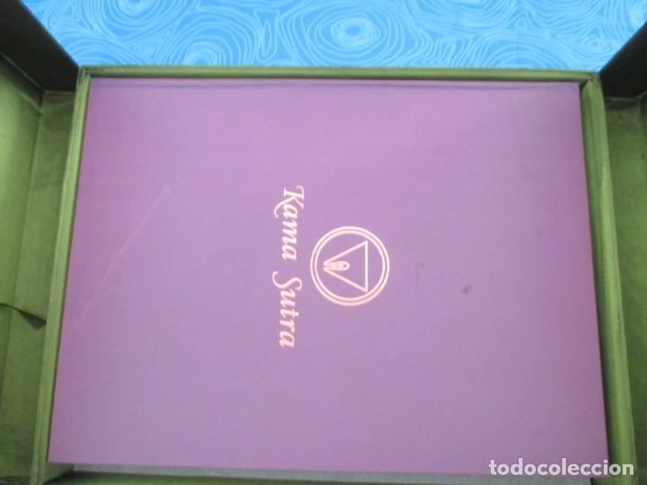 Libros: IMPRESIONANTE LIBRO KAMASUTRA - Foto 14 - 204065143