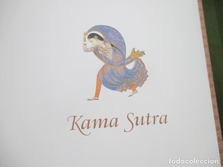 Libros: IMPRESIONANTE LIBRO KAMASUTRA - Foto 16 - 204065143
