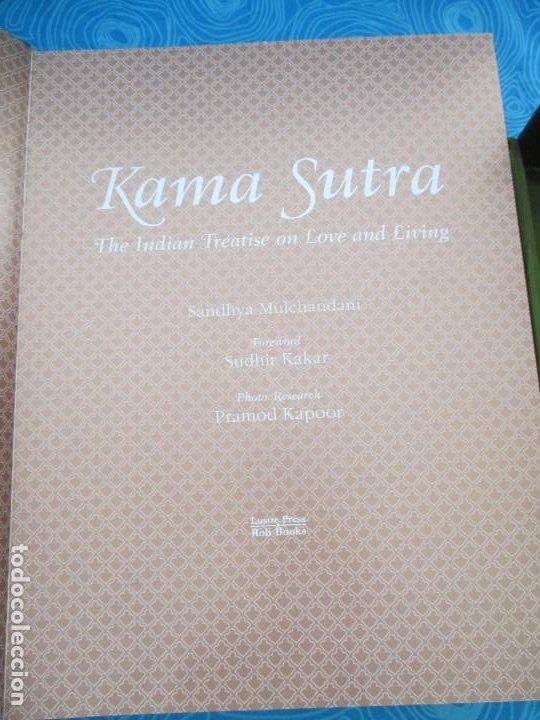 Libros: IMPRESIONANTE LIBRO KAMASUTRA - Foto 19 - 204065143