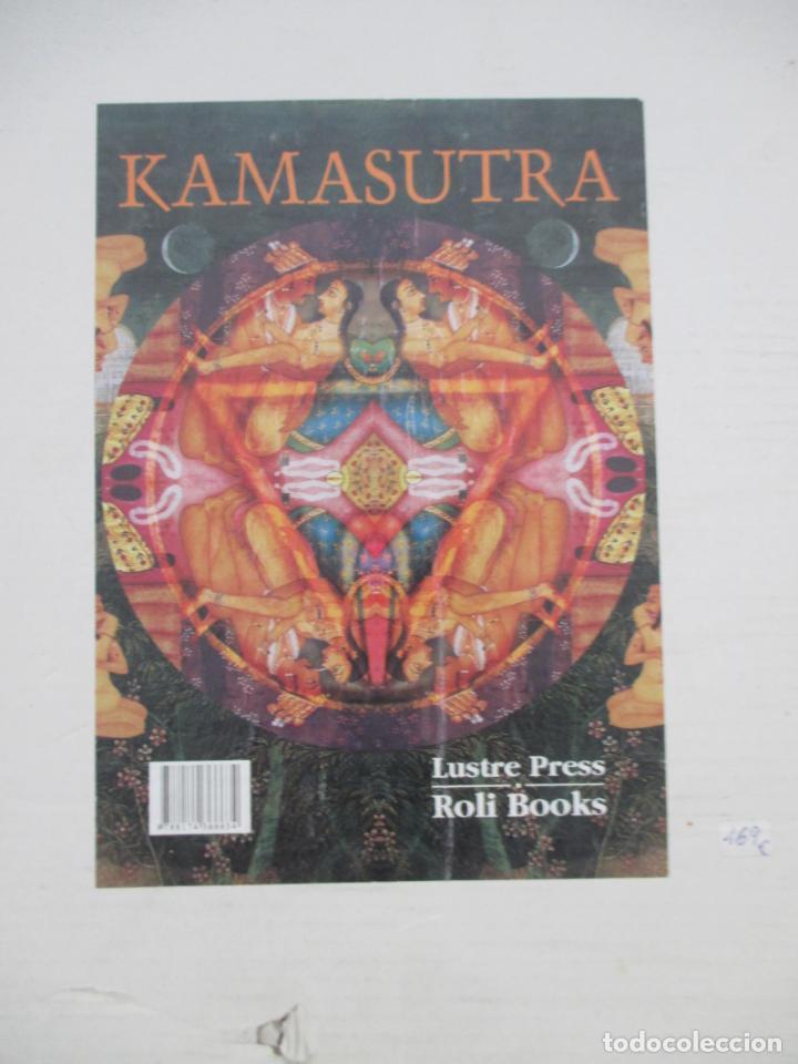 IMPRESIONANTE LIBRO KAMASUTRA (Libros Nuevos - Bellas Artes, ocio y coleccionismo - Otros)