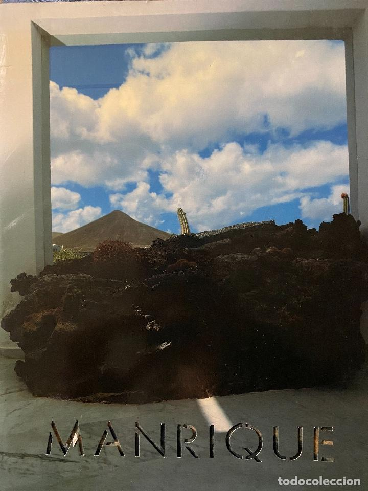 CÉSAR MANRIQUE. HECHO EN EL FUEGO. OBRAS, 1968 - 1990. AÑO 1991.CANARIAS (Libros Nuevos - Bellas Artes, ocio y coleccionismo - Otros)