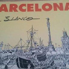 Libros: BARCELONA DE BLANCO. Lote 205307167