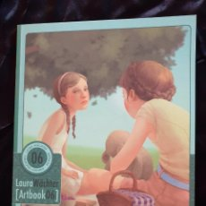 Libros: LIBRO DE ARTE ARTBOOK LAURA WACHER. Lote 205901745