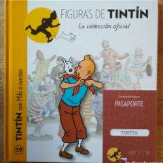 Libros: LIBRO TINTÍN CON MILÚ A CUESTAS N°39. Lote 206168848