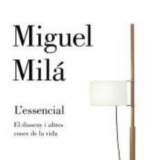Libros: LESSENCIAL. UNA GUIA DE DISSENY. Lote 206774955