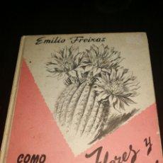 Libros: LIBRO DIBUJO EMILIO FREIXAS. Lote 206903267