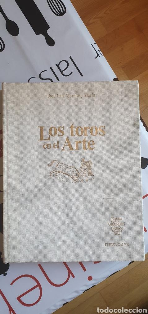 LOS TOROS EN EL ARTE ESPASA CALPE TAUROMAQUIA (Libros Nuevos - Bellas Artes, ocio y coleccionismo - Otros)