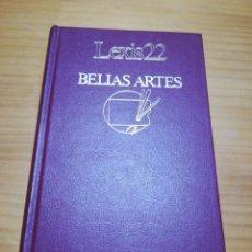 Libros: COMPLETA ENCICLOPEDIA BELLAS ARTES EDITORIAL VOX. Lote 207442031