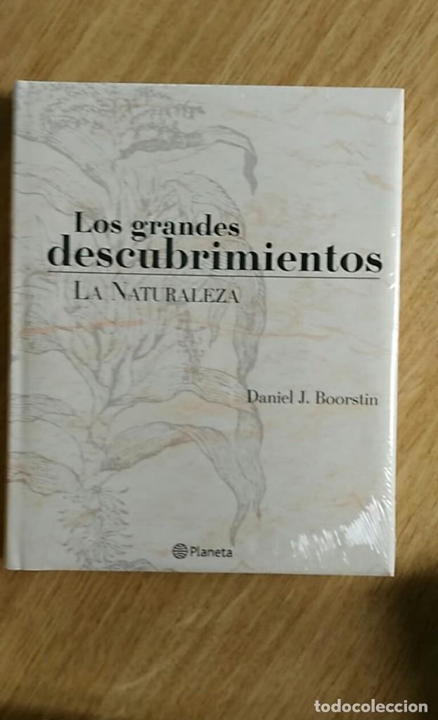 Libros: 6 TOMOS Y 24 DVDS PRECINTADOS - LOS GRANDES DESCUBRIMIENTOS - EDITORIAL PLANETA- DANIEL J. BOORSTIN - Foto 4 - 208183198
