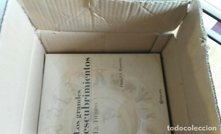 Libros: 6 TOMOS Y 24 DVDS PRECINTADOS - LOS GRANDES DESCUBRIMIENTOS - EDITORIAL PLANETA- DANIEL J. BOORSTIN - Foto 14 - 208183198