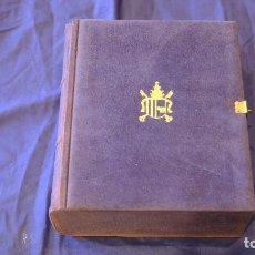 Libros: LIBRO DE HORAS DE ALEJANDRO VI - ED. PATRIMONIO. Lote 208565761