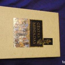 Libros: GESTAS MINIADAS - ED. CASARIEGO. Lote 208696347