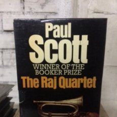 Libros: PAUL SCOTT, THE RAJ CUARTET. Lote 208890217