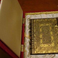 Libros: LIBRO DE HORAS DE CARLOS VIII (REY FRANCIA) - ED. MOLEIRO (FACSÍMIL NUEVO). Lote 209418860