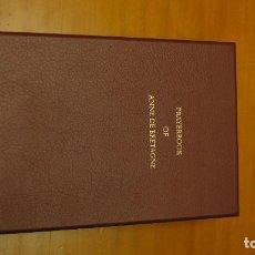 Libros: LIBRO ORACIONES ANA DE BRETAÑA - ED. ARS MILENII. Lote 210345230
