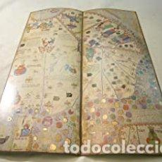 Libros: MAPAMUNDI DEL AÑO 1375 LIBRO Y LÁMINAS NUEVO. Lote 210355953