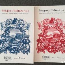 Livres: IMAGEN Y CULTURA : LA INTERPRETACIÓN DE LAS IMÁGENES COMO HISTORIA CULTURAL : ACTAS DEL VI CONGRESO. Lote 210366203