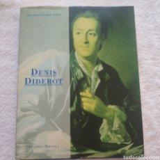 Livres: ESCRITOS SOBRE ARTE. DENIS DIDEROT EDICIONES SIRUELA. Lote 210377202